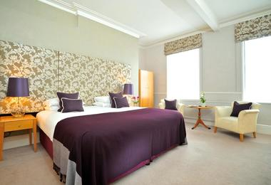 spacious rooms at Abbey Hotel in Bath