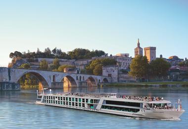 Emerald Waterways Liberte Avignon 2