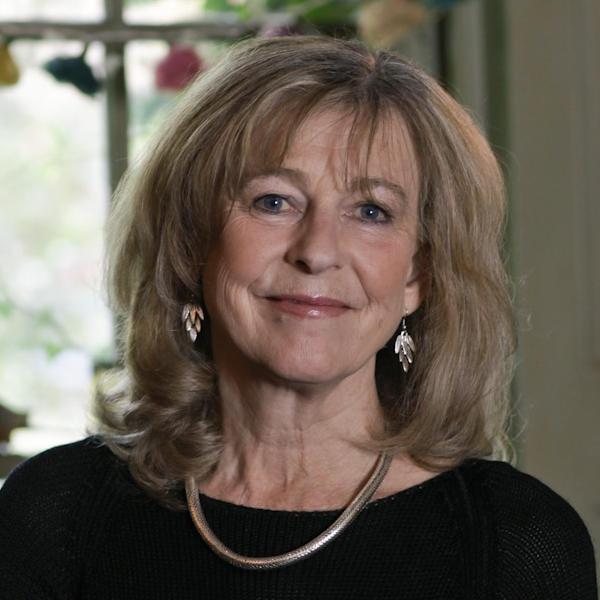 The author and scriptwriter Deborah Moggach