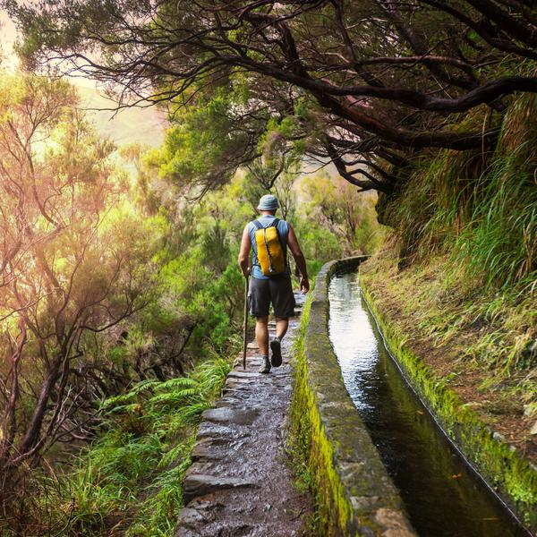 Hiking in Madeira