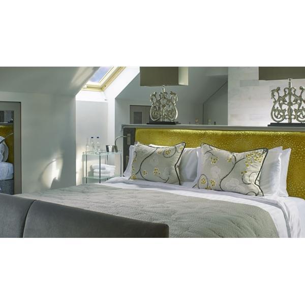 Stylish rooms in Highbullen House