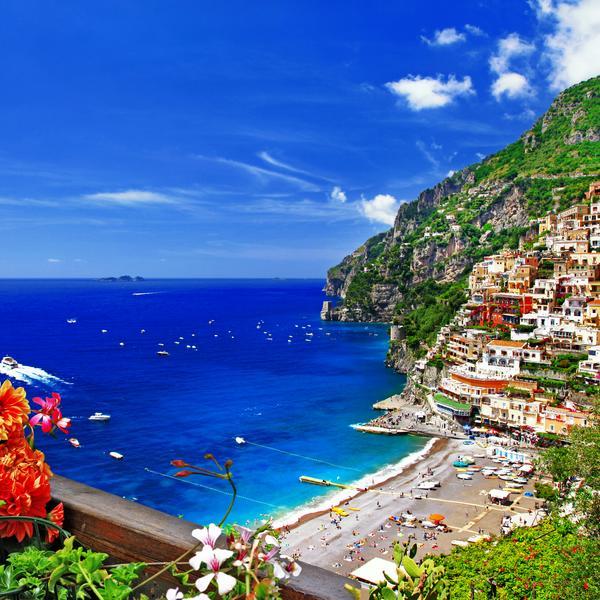 Beautiful town of Sorrento