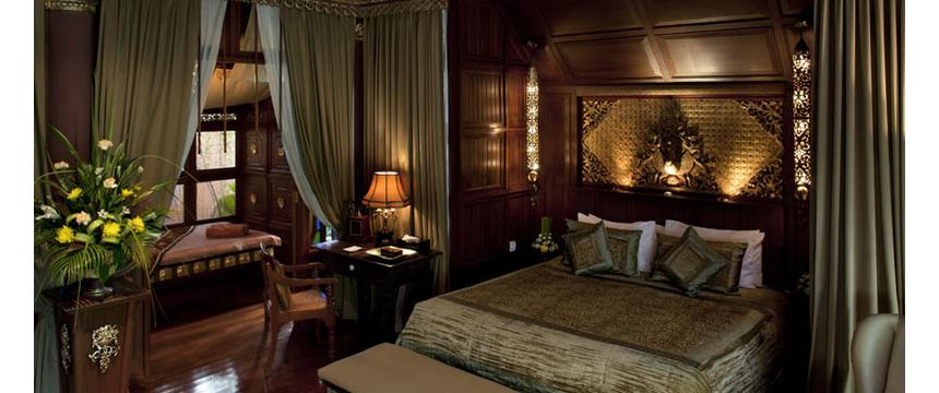 Suite at the Mandalay Hill Resort in Mandalay