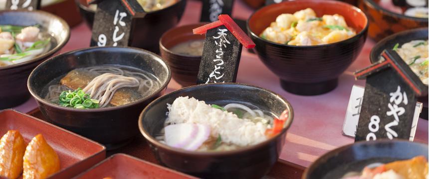 Japanese food market